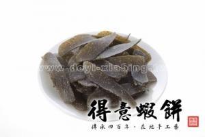 海苔生蝦片(未炸)