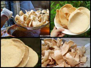 安平伴手禮~每日新鮮現做炸蝦餅/爆蝦餅,超級酥脆唰嘴,送禮便宜又大方